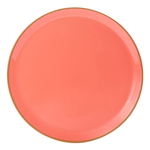 Seasons Coral Pizza Plate 32cm