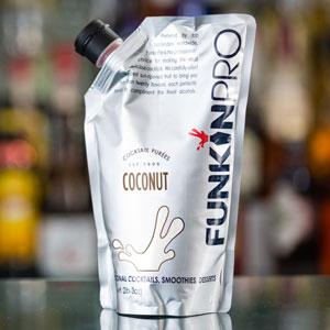 Funkin Coconut Puree 1kg