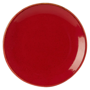 Seasons Magma Coupe Plate 28cm