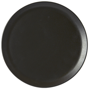 Seasons Graphite Pizza Plate 32cm