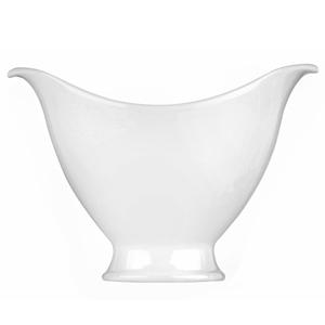 Churchill Alchemy Balance White Footed Soup Bowl 12oz / 340ml
