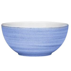 Modern Rustic Bowls Blue 12cm