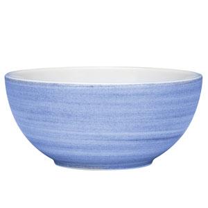 Modern Rustic Bowls Blue 15cm