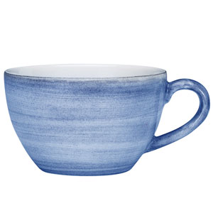 Modern Rustic Cups Blue 3.2oz / 90ml
