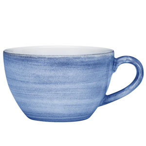 Modern Rustic Cups Blue 6.3oz / 180ml