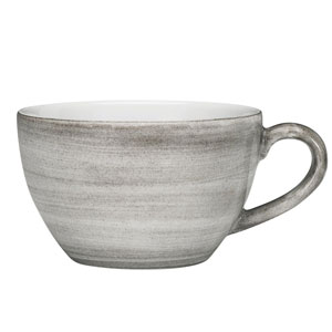 Modern Rustic Cups Grey 6.3oz / 180ml