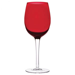 Cranberry Wine Glasses 16oz / 450ml