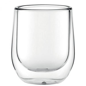 Double Walled Macchiato Glasses 4oz / 110ml
