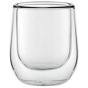 Double Walled Espresso Glasses 3oz / 85ml