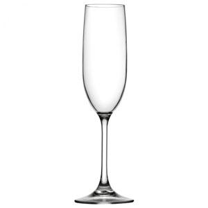 Sommelier Polycarbonate Champagne Flutes 8oz / 230ml