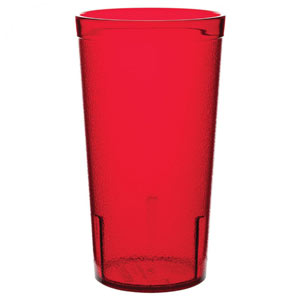 Stackable Plastic Tumblers Ruby 18.5oz / 530ml