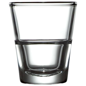 Stack Up Shot Glass 1.5oz / 45ml