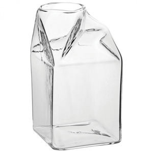 Glass Milk Cartons 14.75oz / 420ml