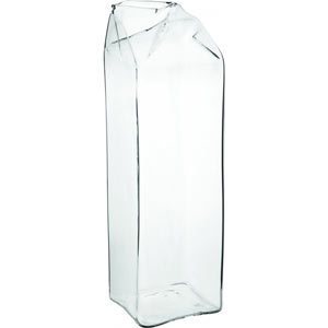 Glass Milk Cartons 32oz / 910ml