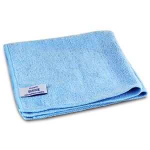 Optima Shine General Purpose Microfibre Cloths