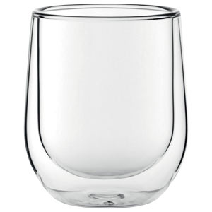 Double Walled Latte Glasses 9.7oz / 270ml