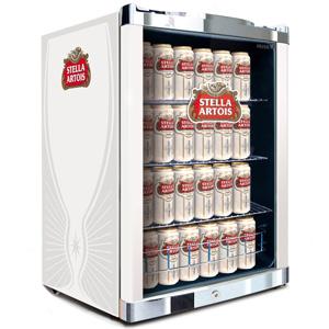 Stella Artois Undercounter Fridge