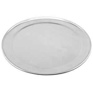 Genware Aluminium Flat Wide Rim Pizza Pan 9inch