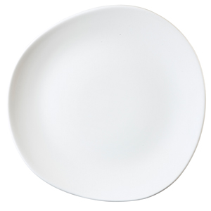 Churchill Trace Organic Round Plate 10.37inch / 26.4cm