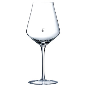 Reveal'Up Soft Droplet Wine Glasses 14oz LCE at 125ml