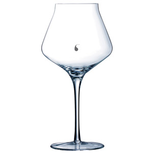 Reveal'Up Intense Droplet Wine Glasses 16oz LCE at 125ml