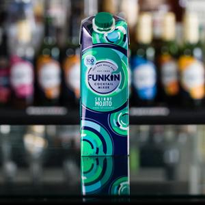 Funkin Skinny Mojito Mixer 1ltr