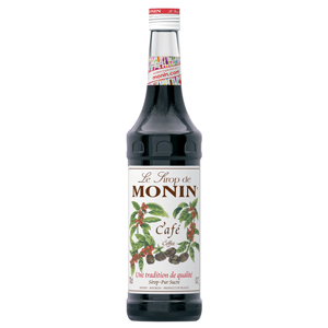 Monin Coffee Syrup 70cl