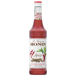 Monin Spicy Syrup 70cl