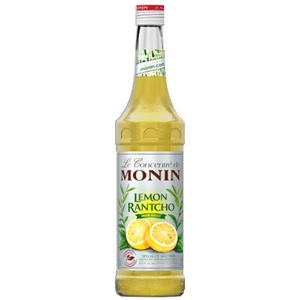 Monin Lemon Rantcho Concentrate 70cl