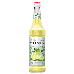 Monin Lime Rantcho Concentrate 70cl
