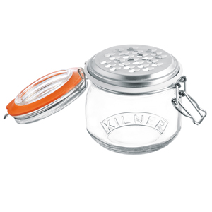 Kilner Cheese Grater Jar Set