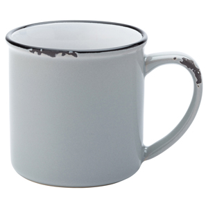 Utopia Avebury Grey Mug 10oz / 280ml