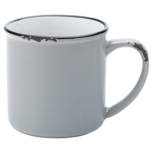 Utopia Avebury Grey Mug 10oz / 280ml