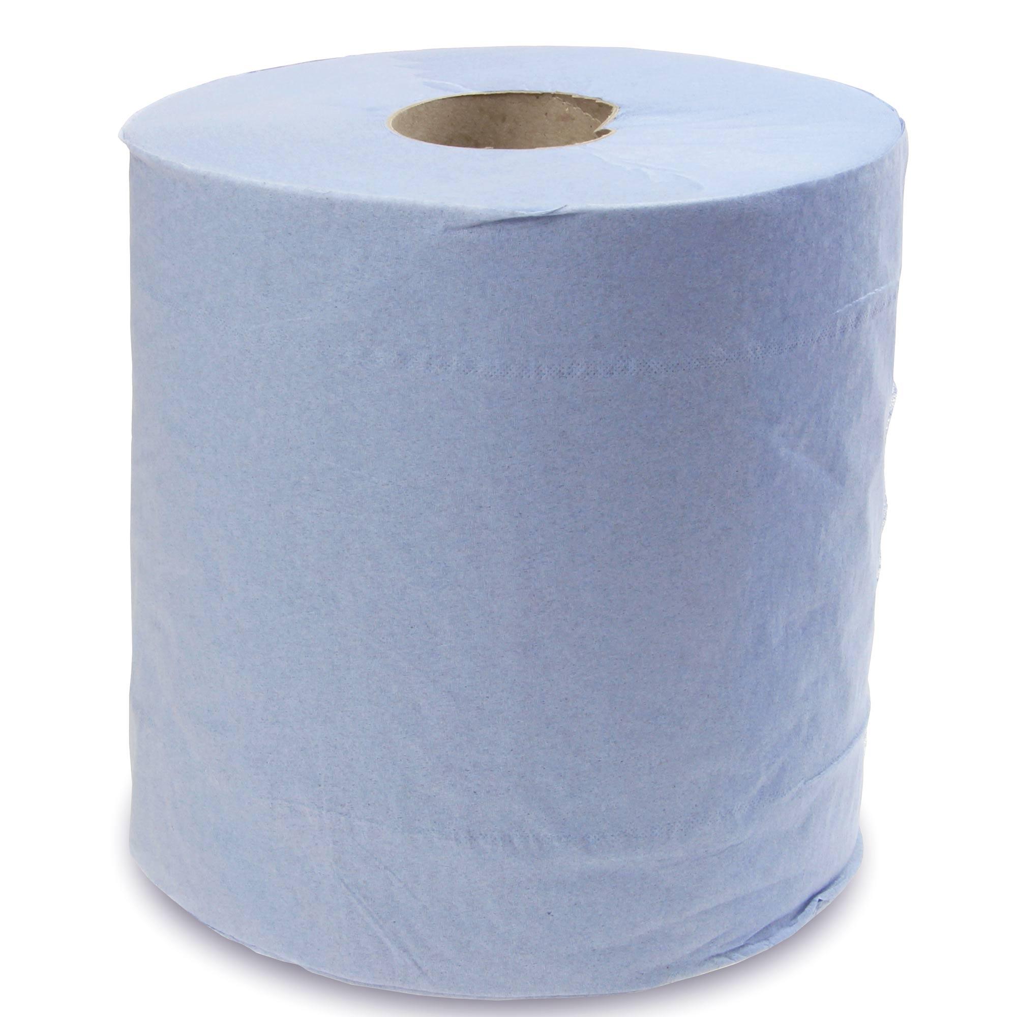 Paper Kitchen Towels Blue