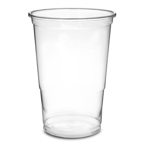 Disposable Pint Tumblers CE at 20oz / 568ml