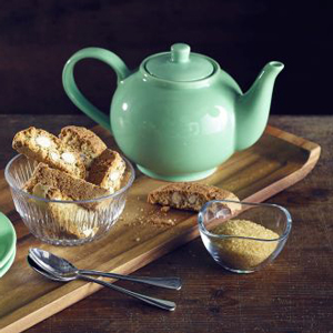 Royal Genware Teapot Green 16oz / 450ml