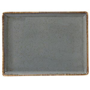 Seasons Storm Rectangular Platter 35 x 25cm