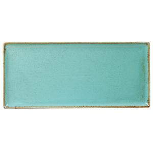 Seasons Sea Spray Rectangular Platter 35 x 15.5cm