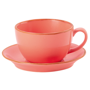 Seasons Coral Bowl Cup 12oz / 340ml