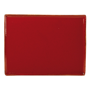 Seasons Magma Rectangular Platter 27 x 21cm