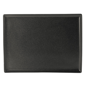 Seasons Graphite Rectangular Platter 35 x 25cm