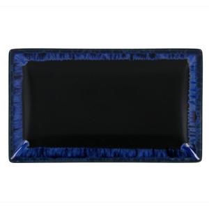 Midnight Eclipse Platter 15 x 25cm