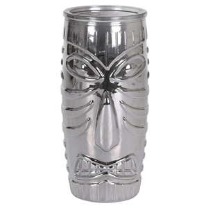 Platinum Tiki Long Drink Glasses 20.8oz / 590ml