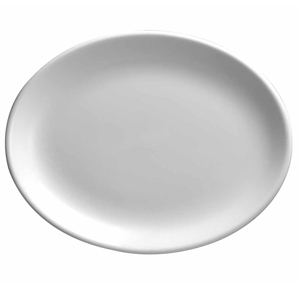 Churchill White Oval Plate 8inch / 20cm