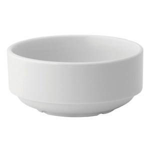 Utopia Pure White Stacking Soup Bowl 10oz / 280ml