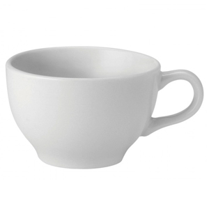 Utopia Pure White Cappuccino Cup 12oz / 340ml