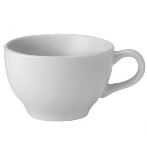 Utopia Pure White Cappuccino Cup 7.5oz / 210ml