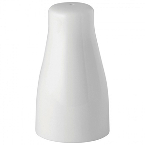 Utopia Pure White Salt Pourer 3.3inch / 8.5cm