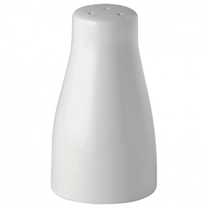 Utopia Pure White Pepper Pourer 3.3inch / 8.5cm