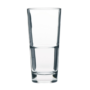 Endeavor Beverage Glasses 14oz LCE at 10oz